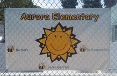 Students at Aurora follow the 3 B's.